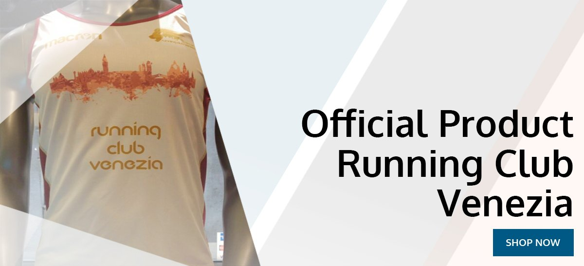Official Suit branded Running Club Venezia