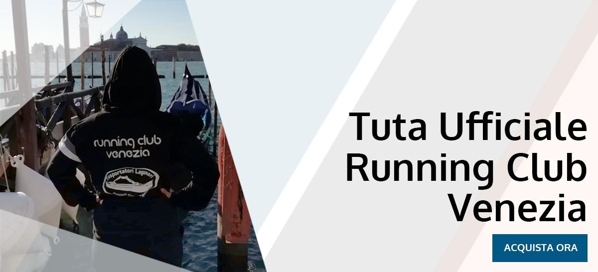 Tuta Ufficiale Running Club Venezia