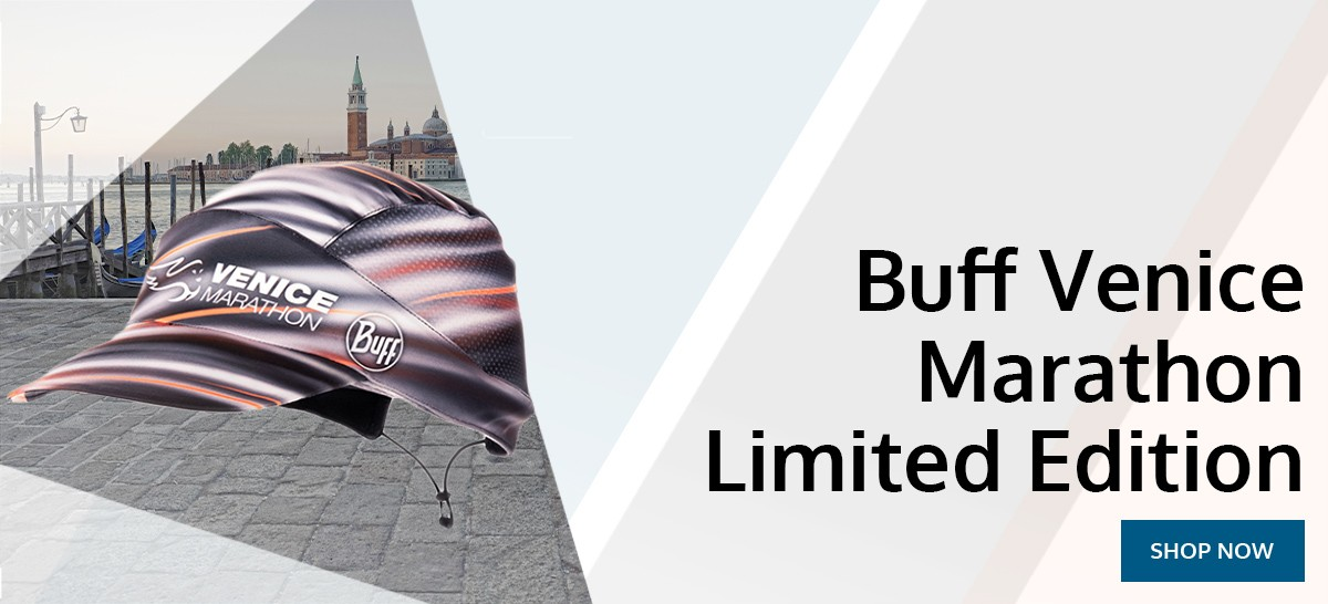 Buff Limited Edition Venice Marathon